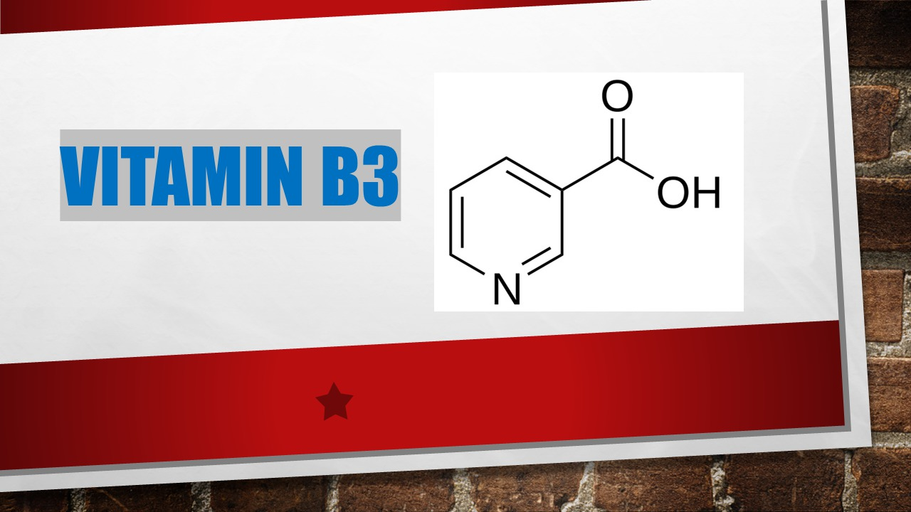 Vitamin B3 may fight against Parkinson's disease – Recent Research Suggests