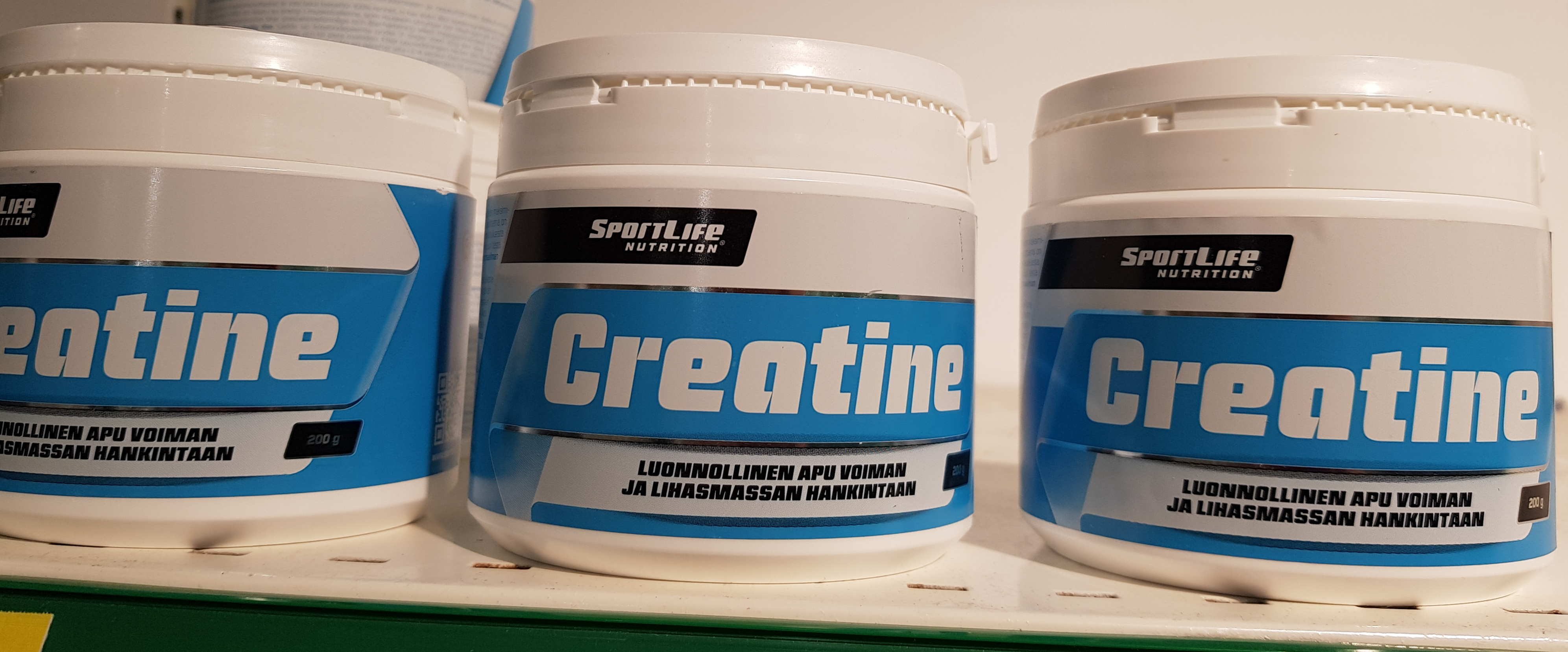 Parkinson's disease and creatine