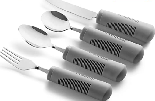 weighted utensils for hand tremors