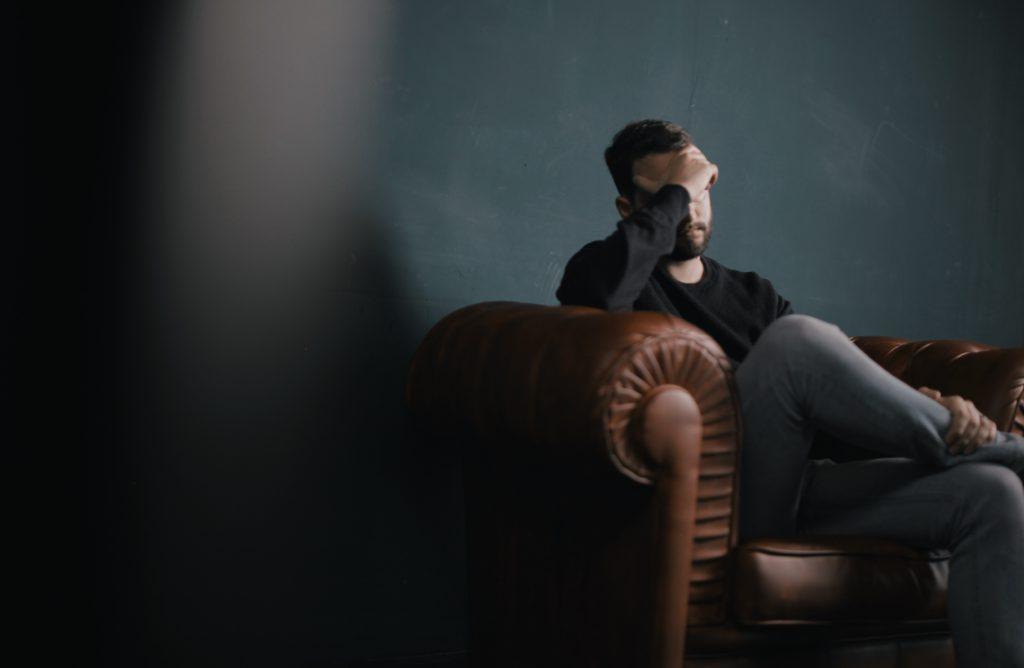 stress in Parkinson's
