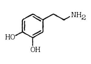 dopamine structure