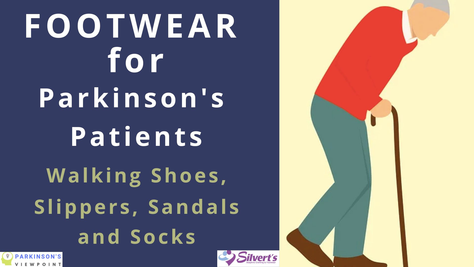 footwear for Parkinson's patients