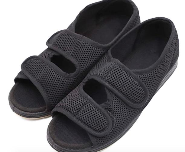 sandals for Parkinson's