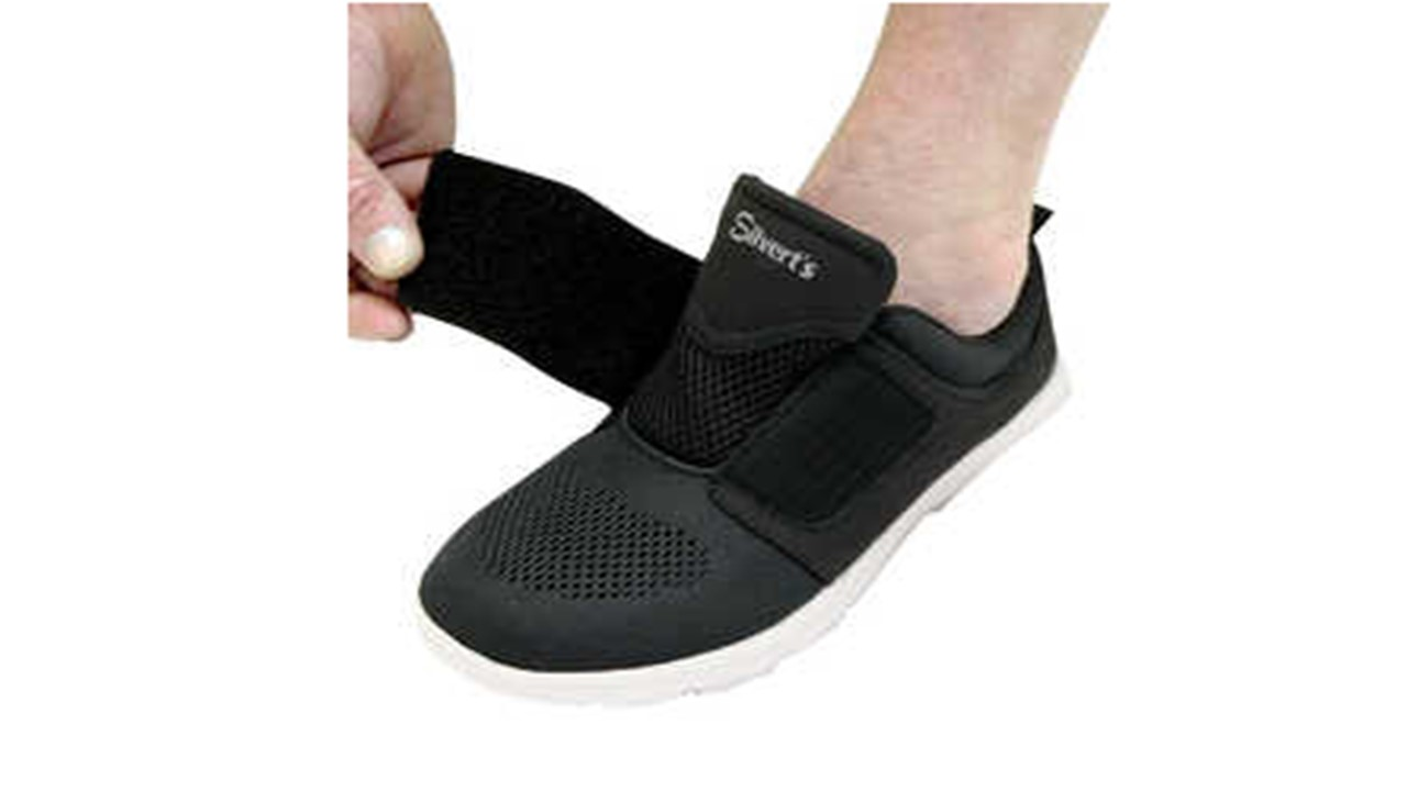 footwear for Parkinson's