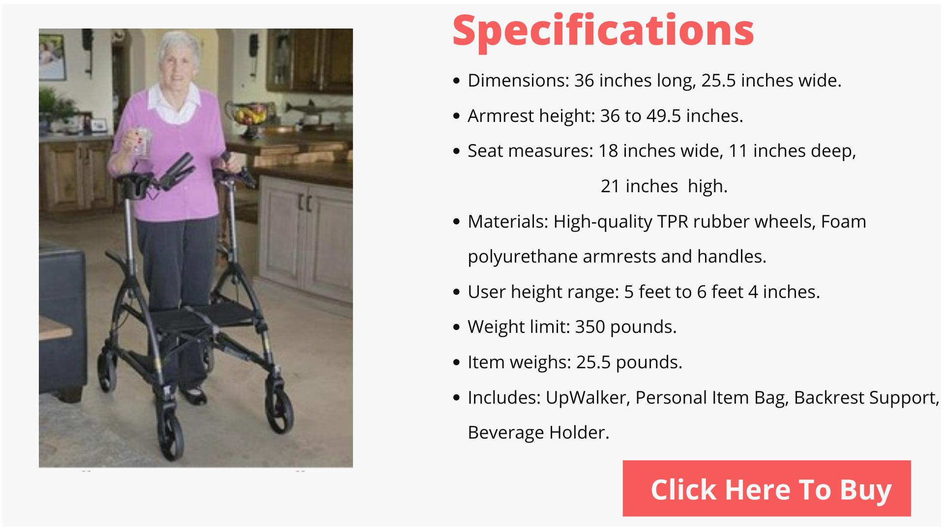 walker for Parkinson's