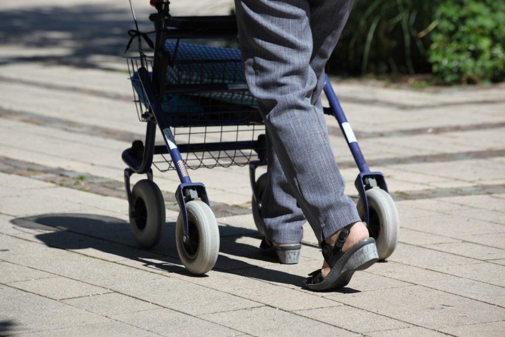walkers for Parkinson's patients