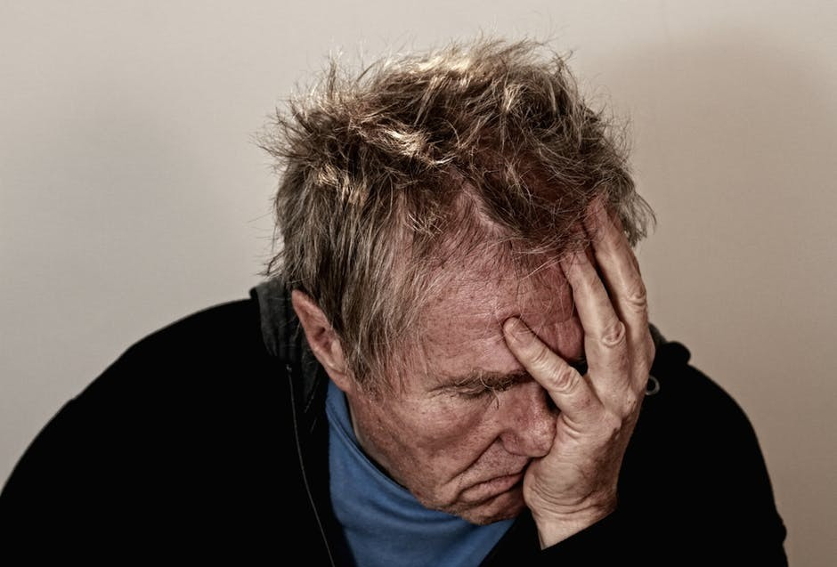 stress in Parkinson's