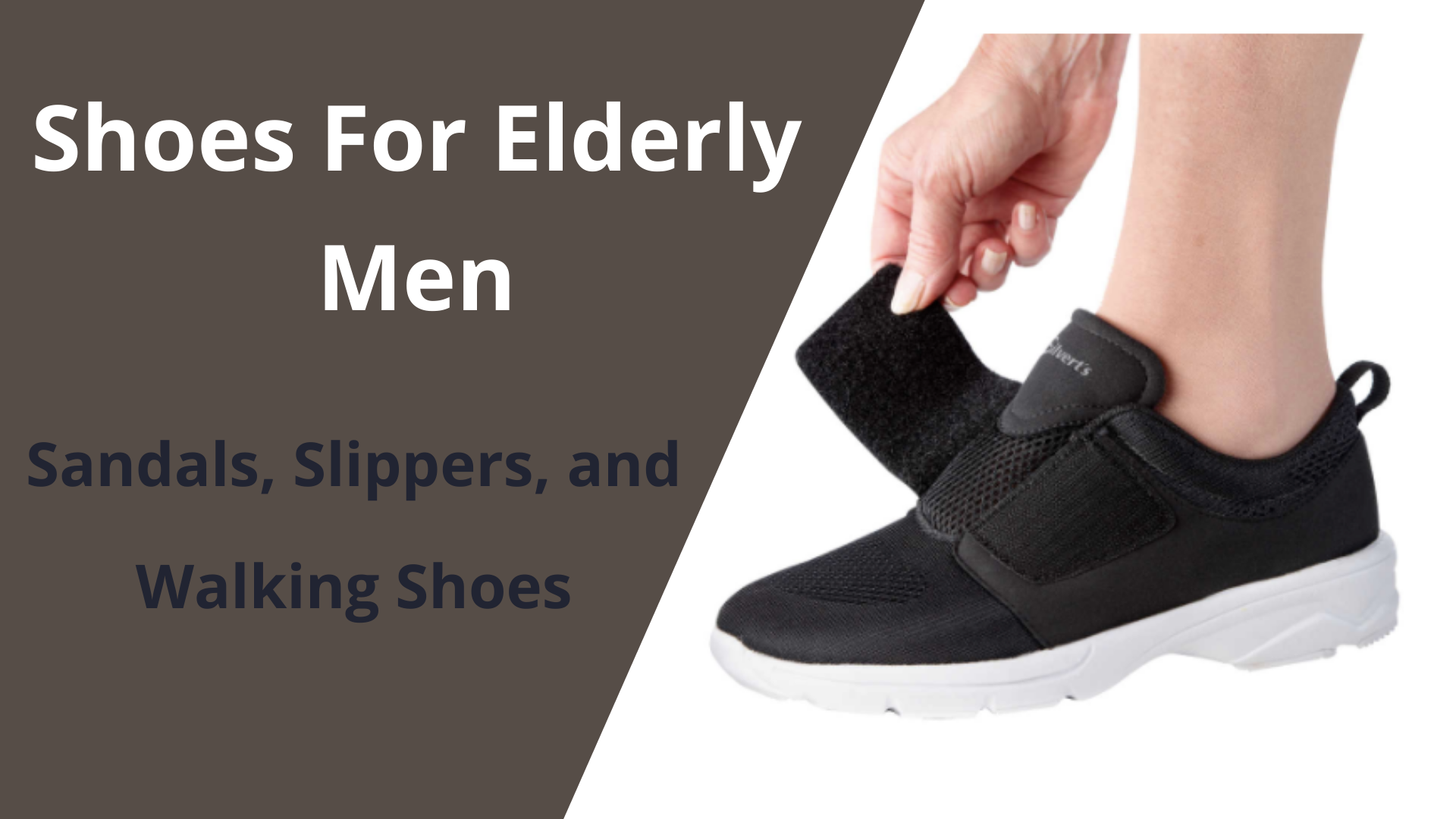 Best shoes for elderly men
