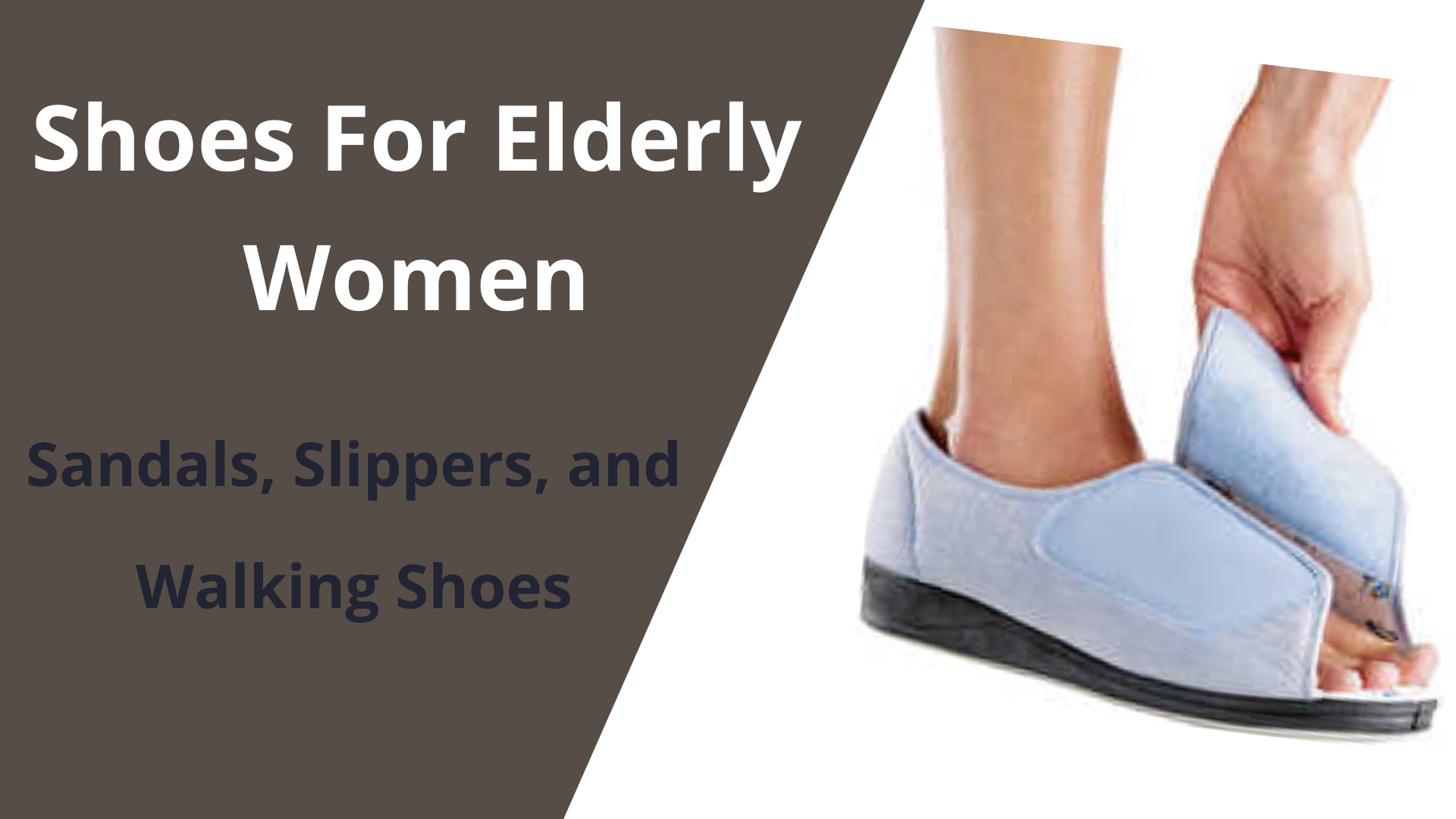 Best Shoes for Elderly Women in 2020