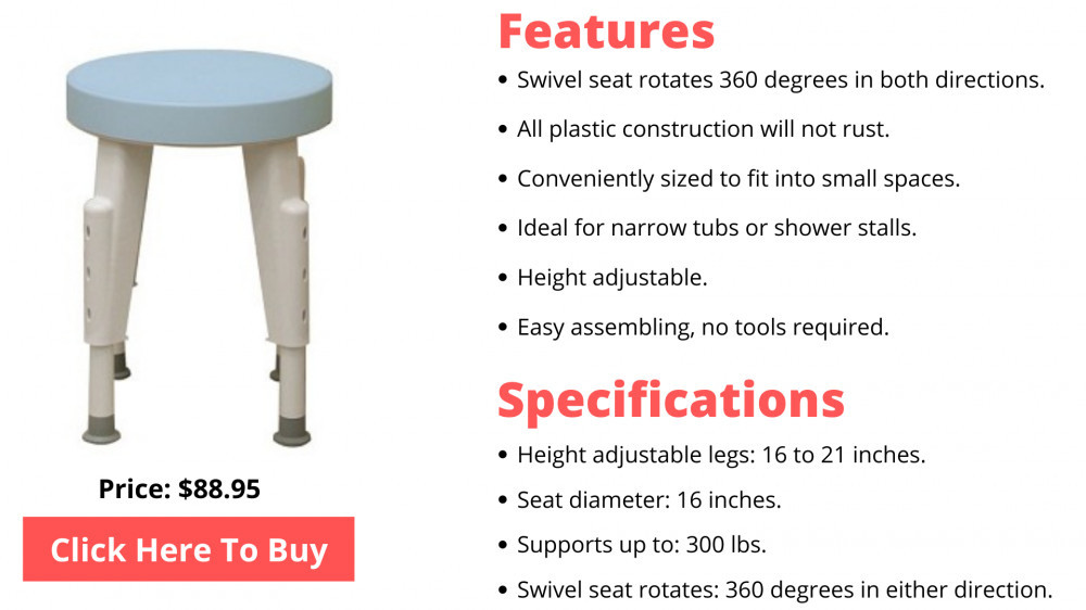 Stool for elderly