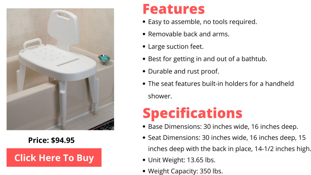 transfer bath chair for elderly