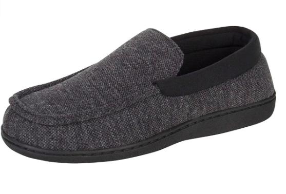 best slipper for Parkinson's