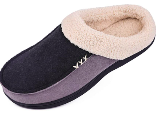 best indoor slipper for Parkinson's