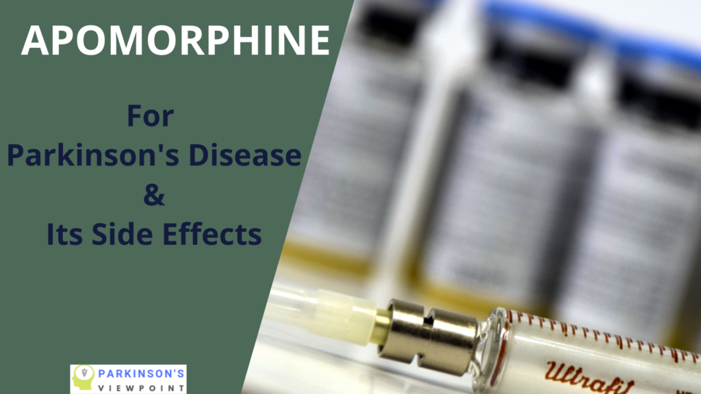 apomorphine for Parkinson's