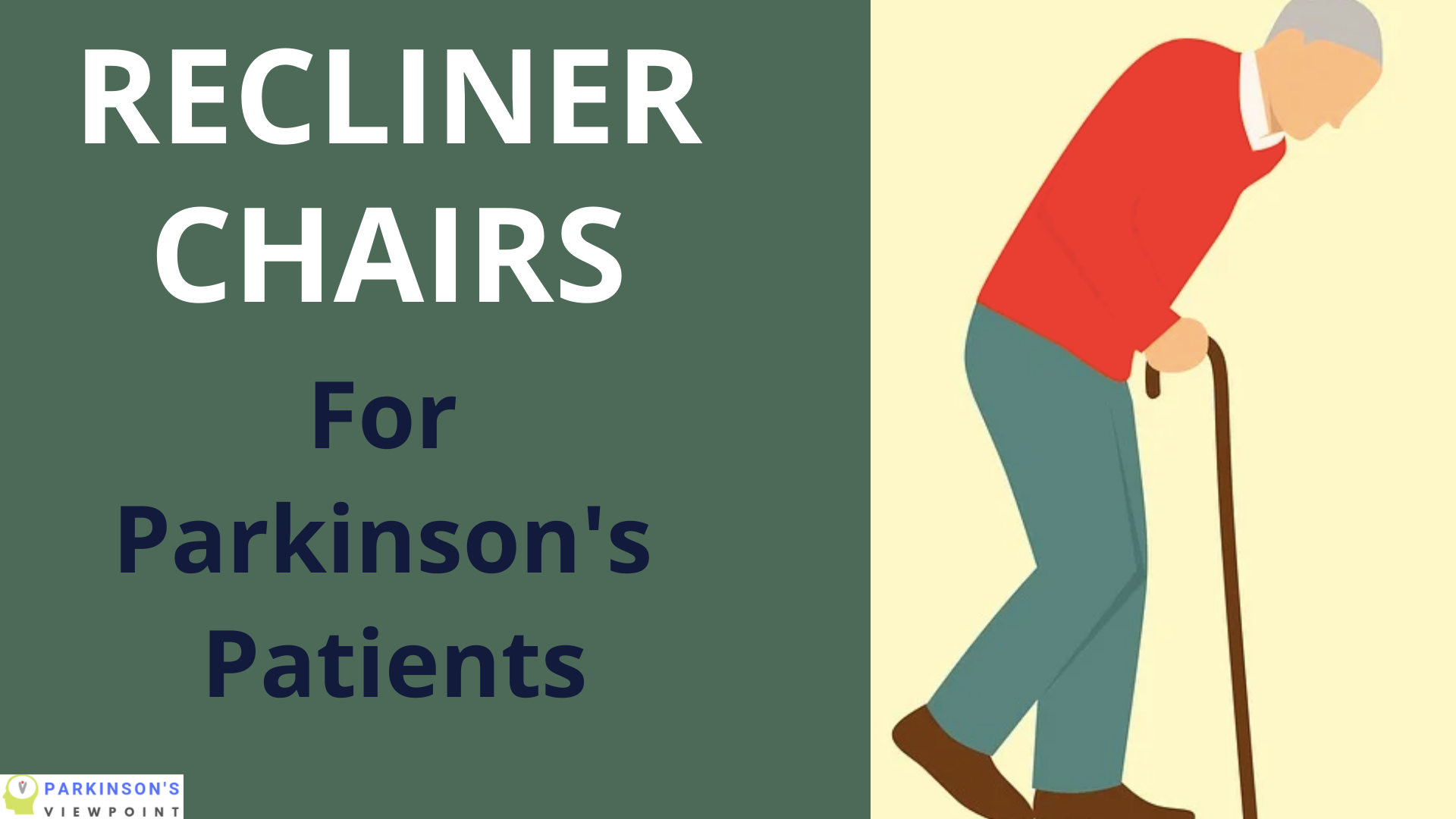 chairs for Parkinson's patients