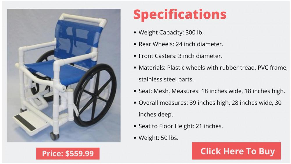 shower wheelchair elderly