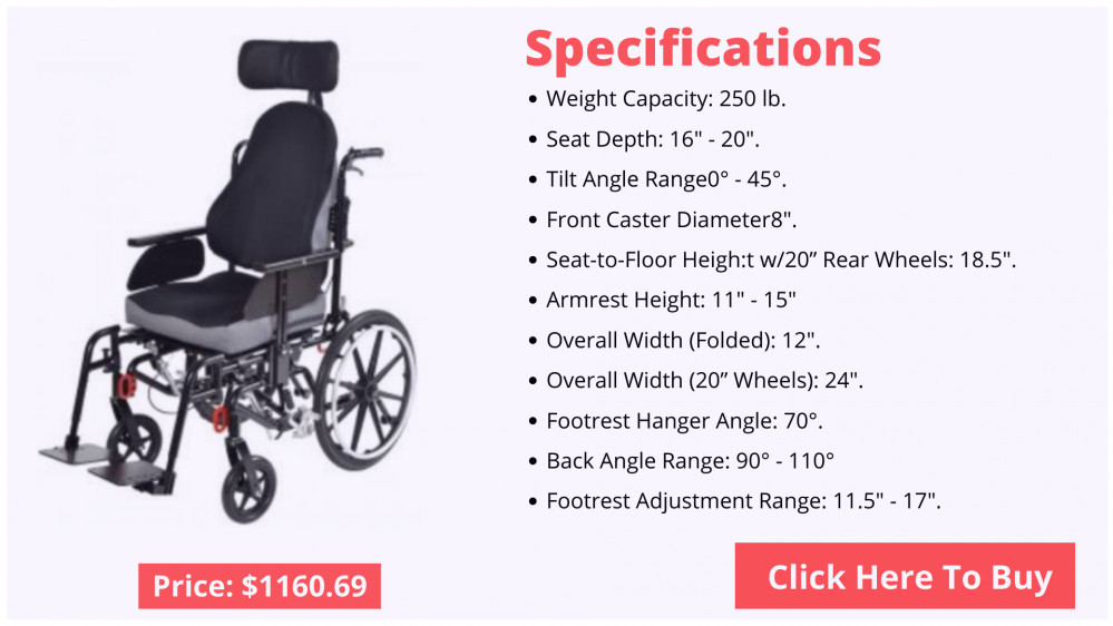 wheelchairs for Parkinson's patients