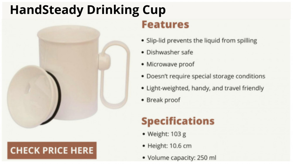 cup for elderly