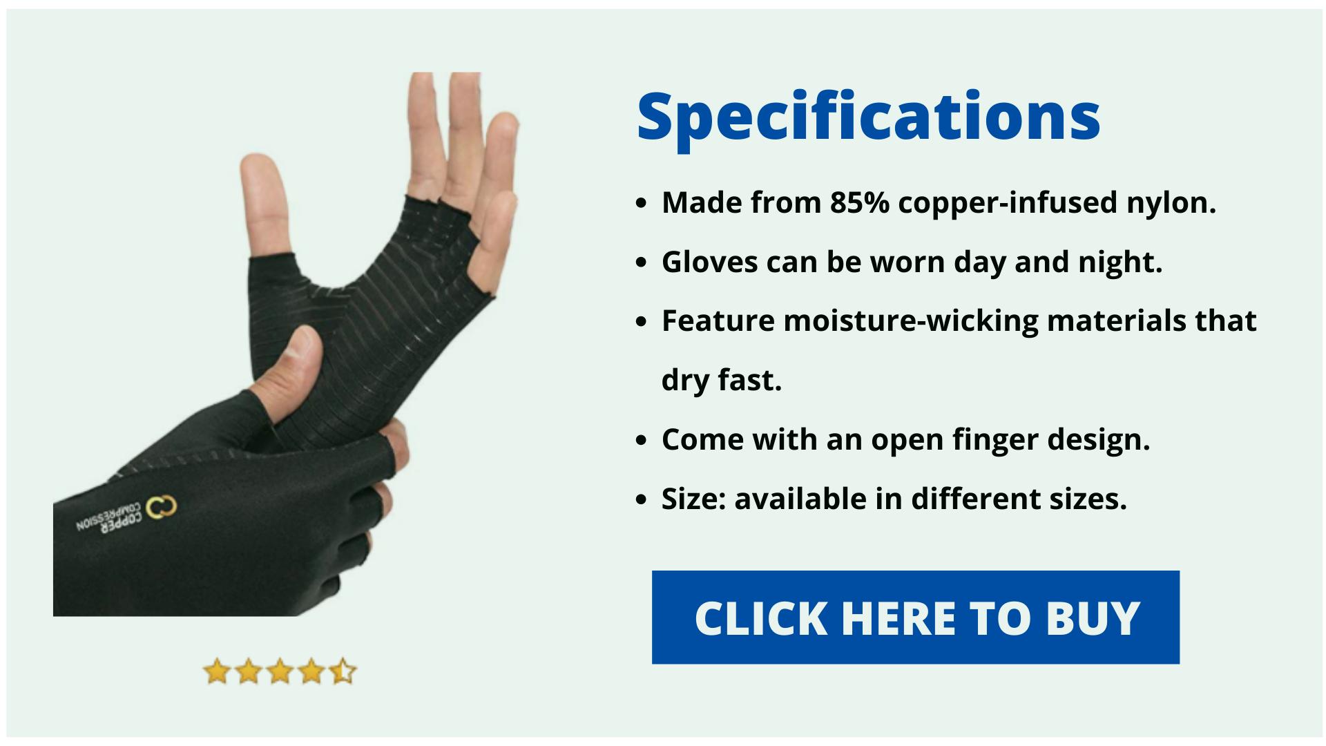 best gloves for hand tremors