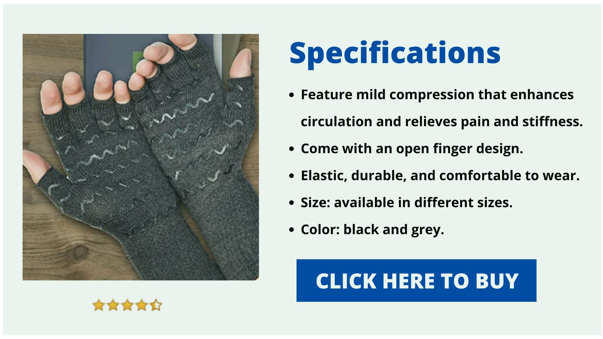 gloves for hand tremors