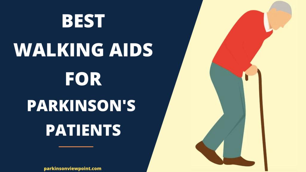 walking aids for Parkinson's patients