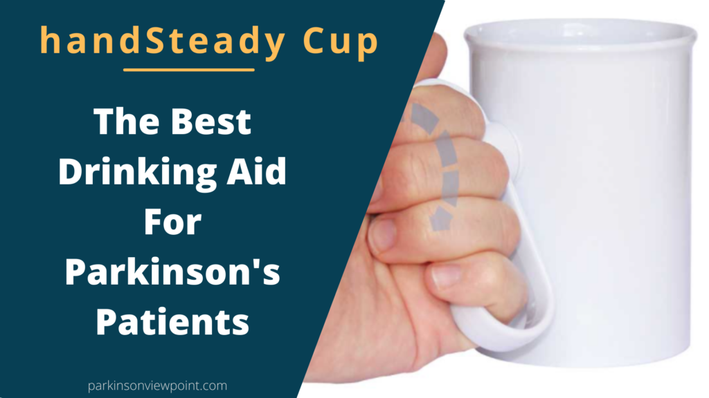 best drinking cup for Parkinson's patients